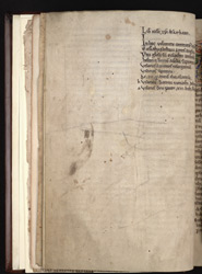 Bede, 'History of the English Church and People', ownership inscription